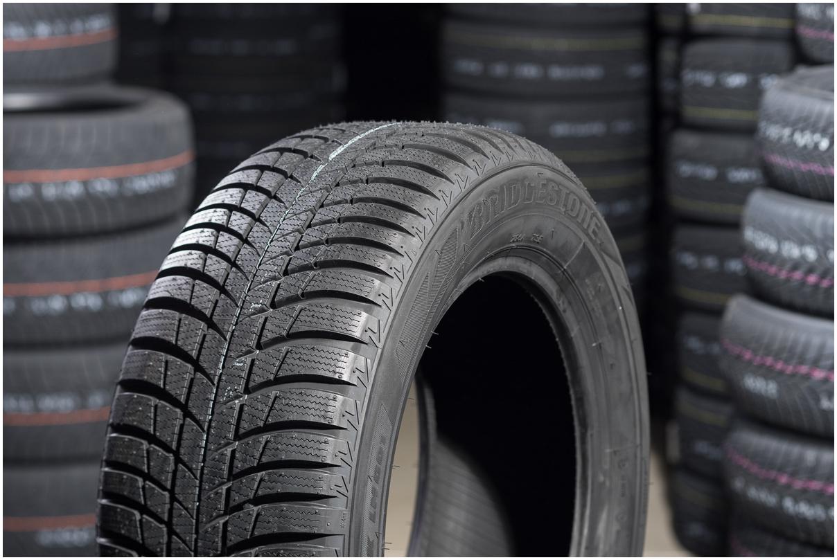 Ziemas riepas Bridgestone LM001 205 / 60 R16 H 96