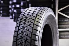 Ziemas riepas Bridgestone DMV2 235 / 65 R17 S 108